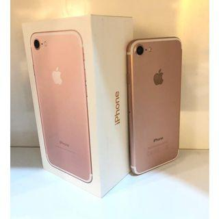 Pre-Owned Apple iPhone 7 128GB Rose Gold