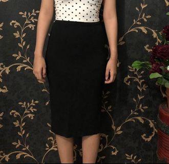 #mauvivo H&M Skirts Hitam