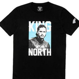 Game of Thrones  - King of the North T-shirt