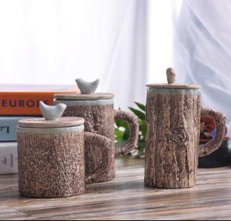 ❗❗HOT DEALS❗❗ Innovative  Like-tree Ceramic Mug