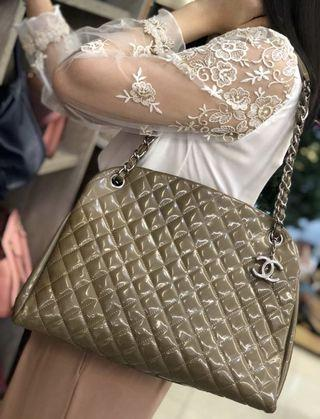 Chanel Just Mademoiselle Bowling Bag