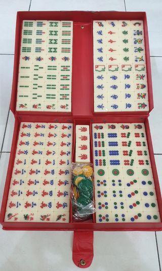 High Quality 4 player mahjong set