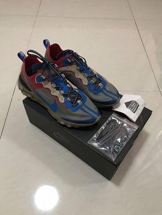 🚚 Nike React Element 87 Undercover