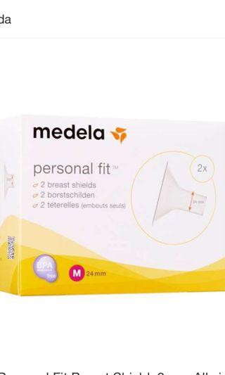 🚚 Medela personal fit- size 21.