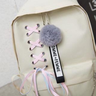 Fashion Ribbon Bag Set 4pcs