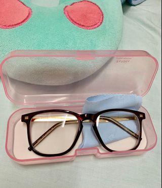 🚚 文青造型眼鏡