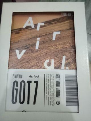 GOT7 Arrival Album / KPOP album