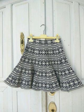 🎆[SPESIAL LEBARAN]🎆 Rok High Waist Knit