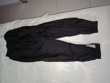 🚚 Black Track Pants