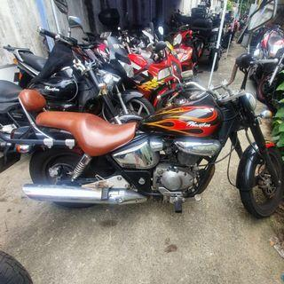 Honda Phantom TA200 Facelift (New 10yr COE)