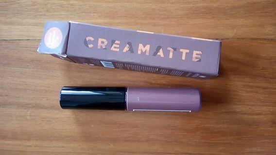 Emina Lip Cream Matte shade Choco Puff
