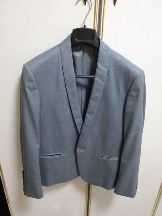 Lad Musician Grey blazer jacket