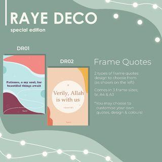 Raye Deco