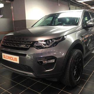 LAND ROVER DISCOVERY 4 5.0
