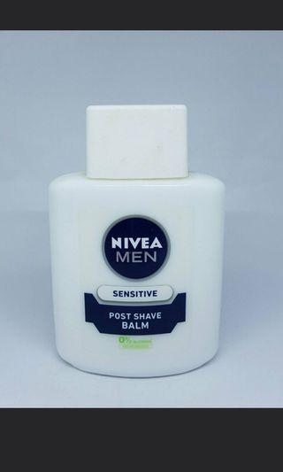 Nivea Men Post Shave Balm Face Primer alas Bedak