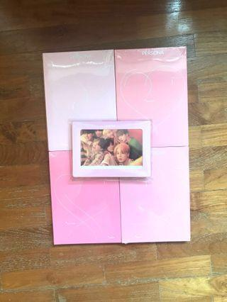 <INSTOCK> <SEALED> BTS Map of the Soul Persona + Bighit Preorder Gift + Posters