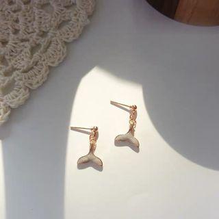 Mermaid ear ring