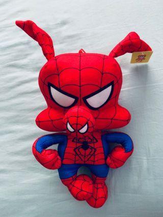 Pig Faced Spider-Man Plush