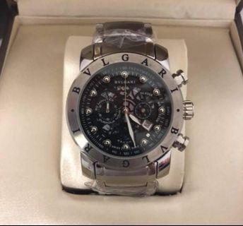 Bvlgari Stainless Watch
