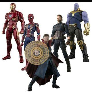 Avengers Action Figure