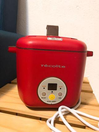 recolte rice cooker