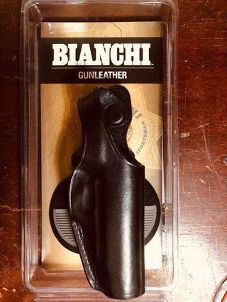 Bianchi Special Agent Leather Holster