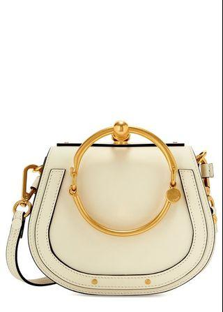 Chloe Nile small leather cross-body bag