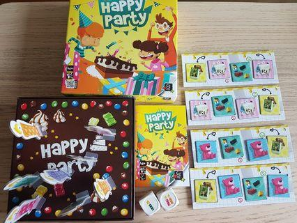 Gigamic Happy Birthday boardgame