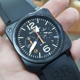 Bell & Ross Chronograph BR 03-94