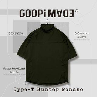 【2號】Goopi GOOPiMADE® Type-T Hunter Poncho