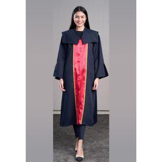 TP Graduation Gown