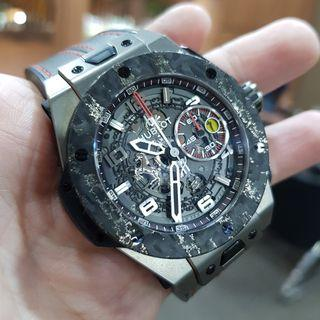 Hublot Big Bang Unico Ferrari 45mm, Skeleton Dial, Limited Edition to 500 Pieces