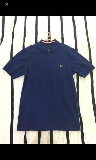 Fred Perry Polo T-shirt size S (new)