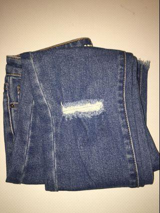 Blue Wildpair Jeans