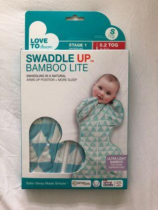 🚚 Love to Dream Swaddle up Bamboo Lite