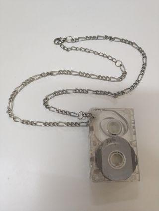 Cassette on a Chain