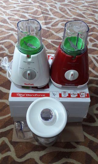 Blender Tefal ( each red or white )