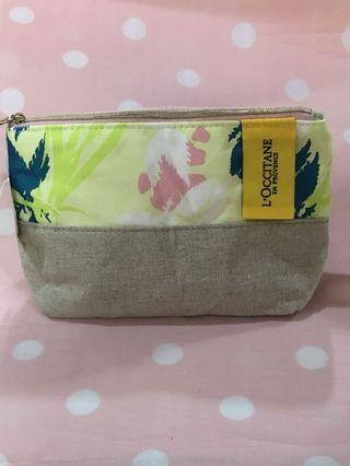 Loccitane Pouch for Travelling
