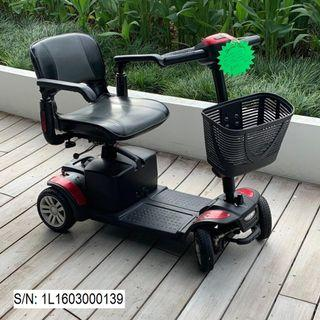 Used Spitfire 4-Wheel Mobility Scooter c/w 6 months WARRANTY