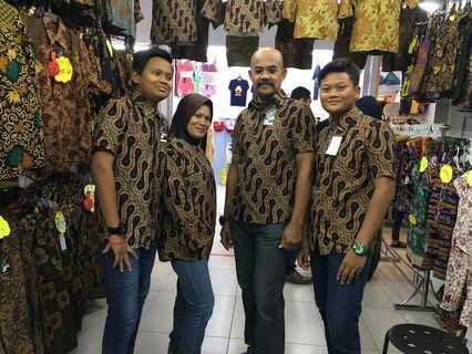 Batik raya kemeja