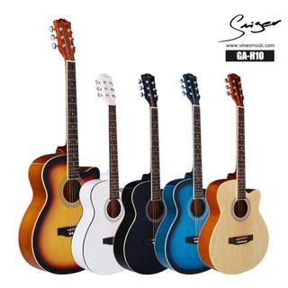 🚚 Acoustic Guitar with free gifts! Brand new!!!