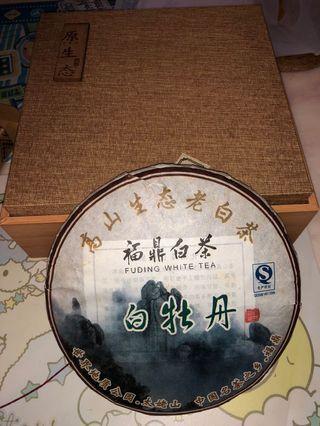 福鼎白牡丹茶