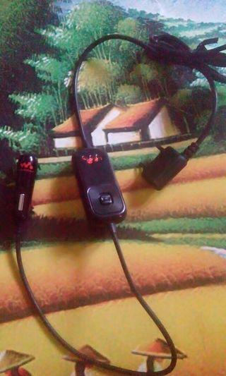 #mauvivo Adapter headset sony