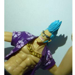 One Piece Franky Official #CaraouRaya