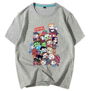 Marvel T-shirt 漫威T恤
