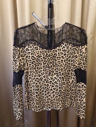 Baju Leopard - Zara