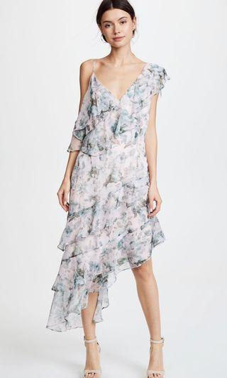 BNWT Keepsake The Label Sweet Love Midi Dress