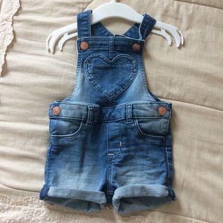 H&M overall baby