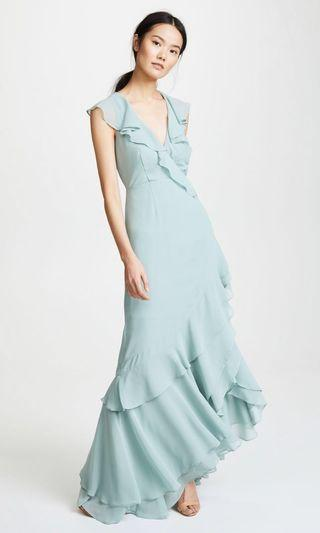 BNWT C/Meo Be About You Gown Maxi Dress