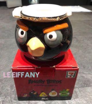 4 angry bird cups